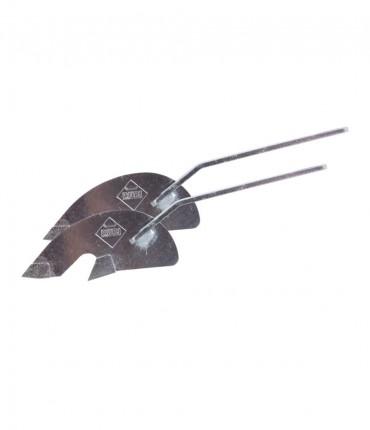 Cuchilla de 2 mm para rascador eléctrico Rubiscraper-250