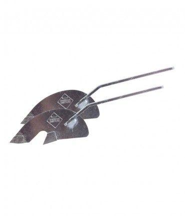 Cuchilla de 3 mm para rascador eléctrico Rubiscraper-250