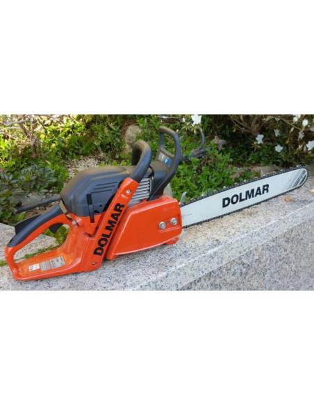 Motosierra a Gasolina Profesional Dolmar 61C.C 53cm PS610/53