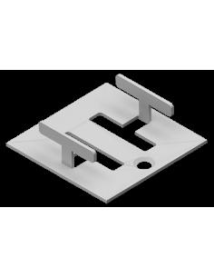 Caja Anclaje Tarima Acero 4 mm PEYGRAN - 1