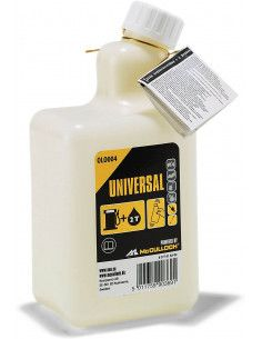 Bote de mezcla de combustible con medidor del aceite 1L McCulloch OLO004 MCCULLOCH - 1