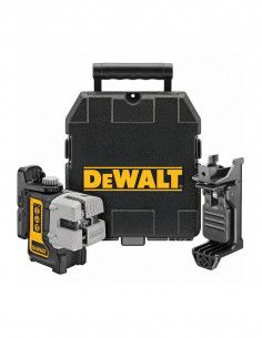 Nivel Láser Autonivelante 3 líneas Verdes Dewalt DW089CG DEWALT - 1