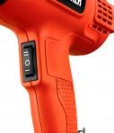 DECAPADOR BLACK&DECKER KX1650 - 1750 W TEMPERATURA 460/565ºC