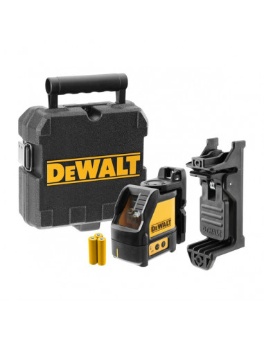 Nivel Láser Autonivelante Dewalt de 2 lineas en Cruz DW088K DEWALT - 1
