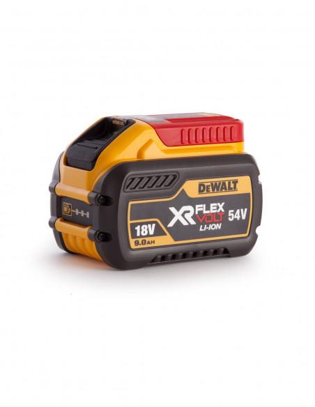 Martillo Flexvolt SDS-MAX Dewalt 54V 6,1J DCH481X2 con baterías 9Ah DEWALT - 4