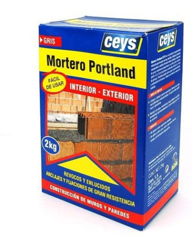 Mortero Portland Ceys 2 kg