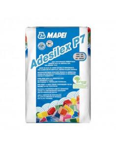 Saco Cemento Cola Adesilex P7 Mapei