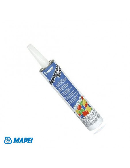 Cartucho Silicona hidroexpansiva Mapeproof Swell Mapei