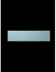 Caja 23 Pz Revestimiento Liso XL Teal 7,5x30 Wow WOW - 1