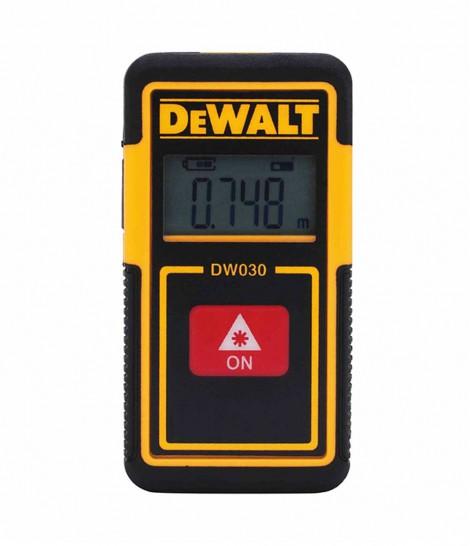 Medidor láser de Bolsillo Dewalt DW030PL-XJ - 9 metros