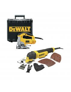 Combo Dewalt Herramienta Oscilante DWE315 + Caladora DW331K DEWALT - 1