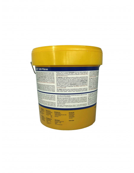 Impermeabilizante elástico Sikafill-200 Fibras SIKA - 2
