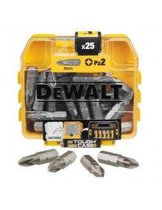 Set 25 puntas de destornillador DT71521 Dewalt DEWALT - 1