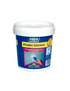 Bote Masilla lista al uso Alisados Interiores 1kg Ceys CEYS - 1