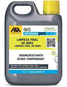 Bote detergente Limpieza final de obra Fila DETERDEK PRO FILA - 1