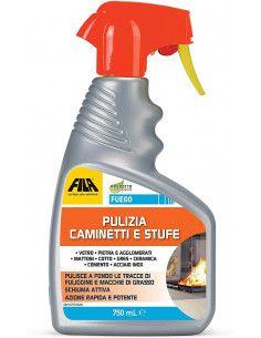 Spray Detergente para Limpieza de Chimeneas 750ml Fila FUEGO FILA - 1