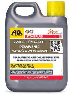 Garrafa Protección Hidro Oleorepelente Efecto Reavivante 1L Fila STONEPLUS  - 1