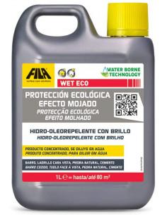 Garrafa Protección Ecológica con Efecto Mojado 1L Fila WET ECO  - 1