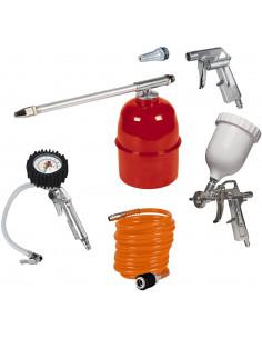 Kit de accesorios para compresor de aire 5 piezas Einhell 4132720 EINHELL - 1