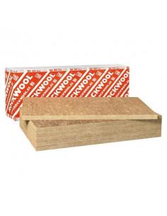 Pack 12 unidades Panel Lana de Roca 6cm Rockwool Rockfit 202 ROCKWOOL - 1
