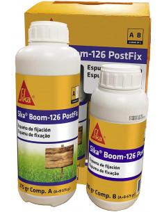 Espuma de poliuretano de Fraguado Rápido para fijar Postes 675g Sika Boom-126 PostFix SIKA - 1