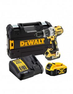 Taladro percutor Dewalt DCD996P2 - 18 V XR sin escobillas DEWALT - 1