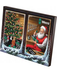 Calendario Adviento 2021 - Juego herramientas manuales 24 piezas Wera 136602 WERA - 1