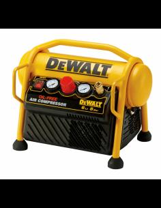 Compresor de Aire 6L 8bar Dewalt DPC6MRC DEWALT - 1