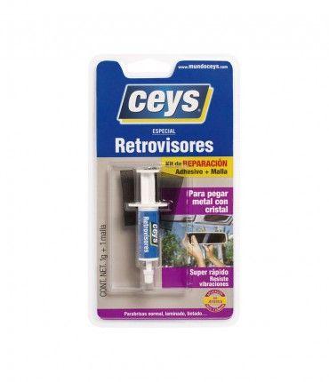 CEYS RETROVISORES (METAL/VIDRIO) JERINGA