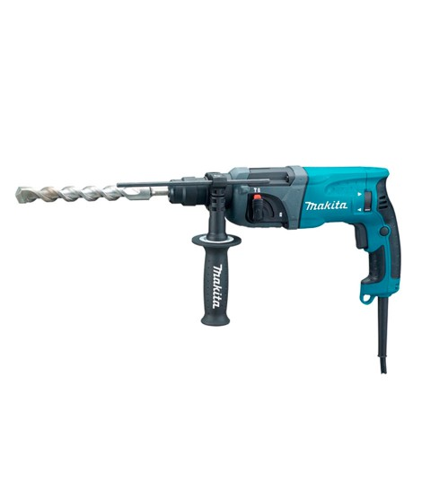 MARTILLO LIGERO MAKITA HR 2230 SDS- PLUS 2 MODOS - 710 W 22 MM CON MALETIN