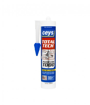 Cartucho Masilla Total Tech Ceys 290ml