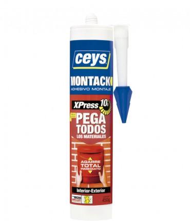 Cartucho Adhesivo Montaje Montack Ceys