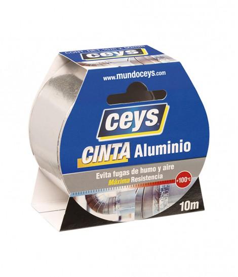 Rollo Aluminio Tackceys 10mX50mm Ceys