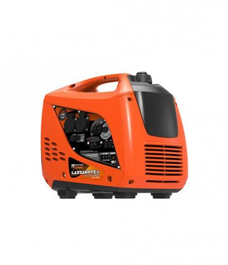 Generador a gasolina Inverter Genergy Lanzarote II - 2.000 W 230 V 80 cc 4 tiempos