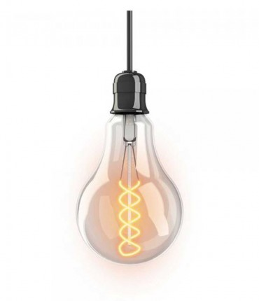 Bombilla LED Filamento Deco Spirale 280 lumens Xanlite