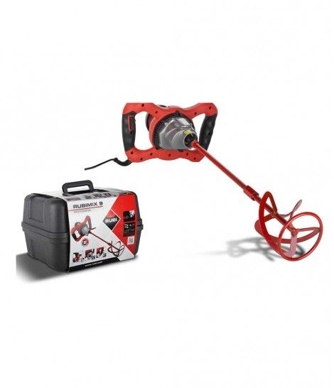 Mezclador eléctrico Rubimix-9 N – 1.200 W con maletín