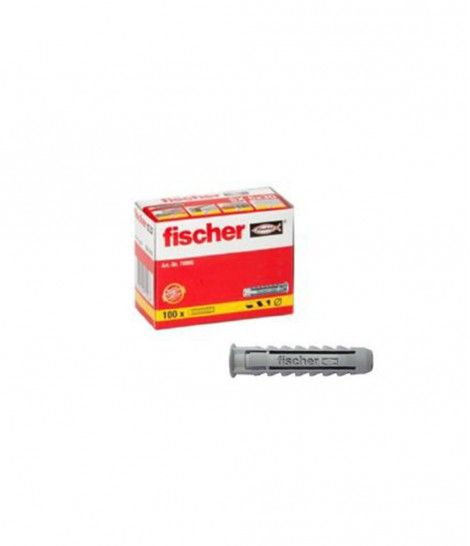 Caja 100UD Taco SX 6X30 + Tornillo 4,5X40 Fischer