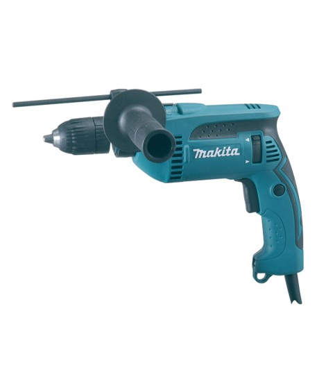 TALADRO PERCUTOR MAKITA HP 1641 K - 680 W 13 MM CON MALETIN