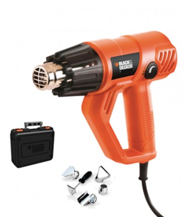 DECAPADOR BLACK&DECKER KX2001K - 2.000 W TEMPERATURA 50-450/90-600ºC