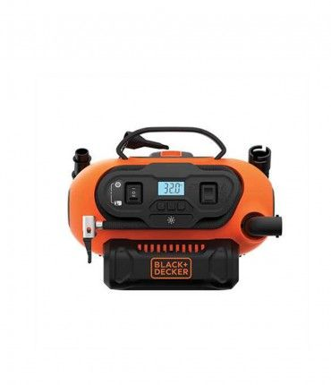 Compresor de Aire BDCINF18N 11Bar Black+Decker