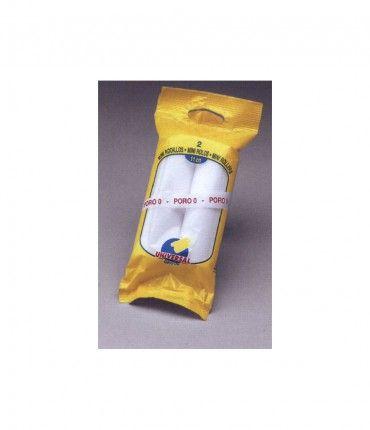 Pack Recambio 2 Mini Rodillos 11CM Poro Fino