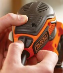 LIJADORA DE DETALLES BLACK AND DECKER KA 450–220 W