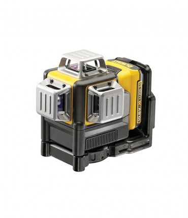 Nivel láser Verde 3 lineas 360º con batería 12V Max Dewalt DCE089D1G