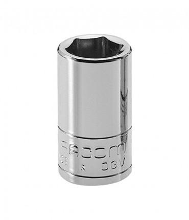 """Vaso 1/4"""" 6 caras 8mm Facom R.8"""