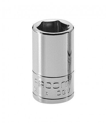 """Vaso 1/4"""" 6 caras 12 mm Facom R.12"""
