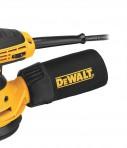 Lijadora rotorbital Dewalt DWE6423 - 280 W 125 mm