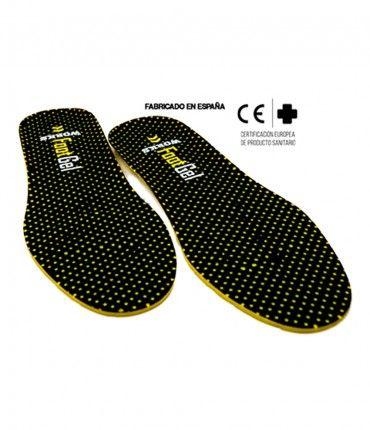 Plantillas de gel para calzado de trabajo FootGel