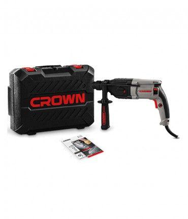 Martillo percutor SDS-Plus CT18138 BMC 750W Crown