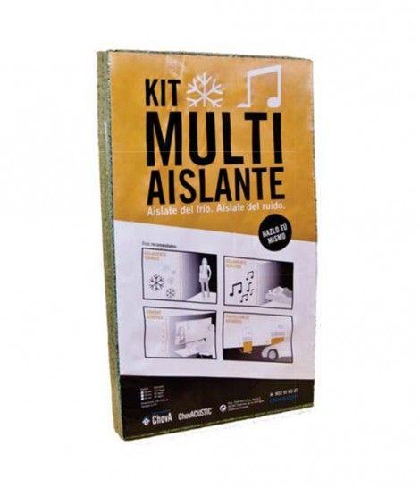 Kit Multiaislante 1000x600x30mm 81631 Chova