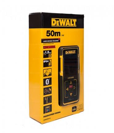Medidor láser Dewalt DW03050 - 50 metros
